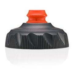 POLAR BOTTLE(ポーラーボトル)交換用キャップ チャコール