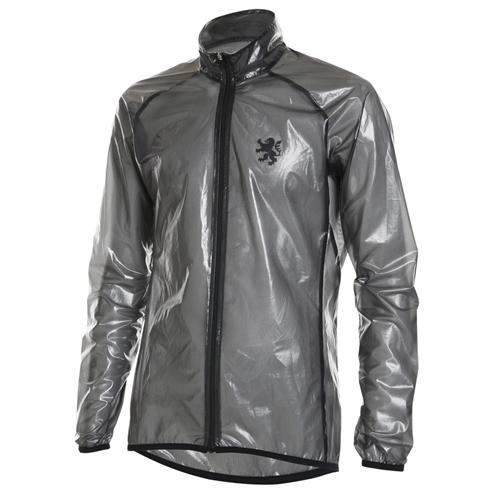 KAPELMUUR ( カペルミュール ) クリアレイン ジャケット ブラック XS