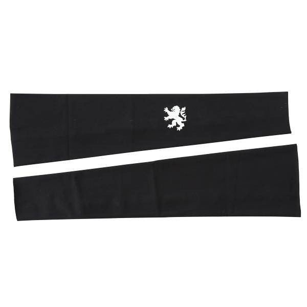 KAPELMUUR ( カペルミュール ) フリーカット アームカバー UV ブラック L/XL