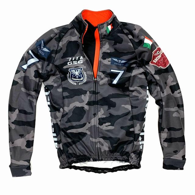 7-ITA(セブンアイティエー) Army III Jacket ブラック S