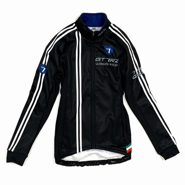 7ITA ( セブンアイティエー ) GT-7RZ Lady Jacket ブラック / ブルー M