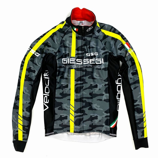 GSG(ジェッセージ) GZ-R II Jacket カモ / イエロー L