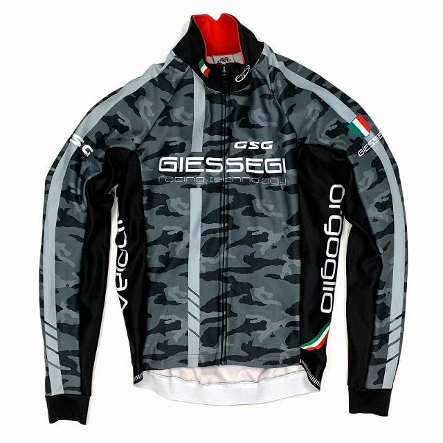 GSG(ジェッセージ) GZ-R II Jacket カモ / グレー S
