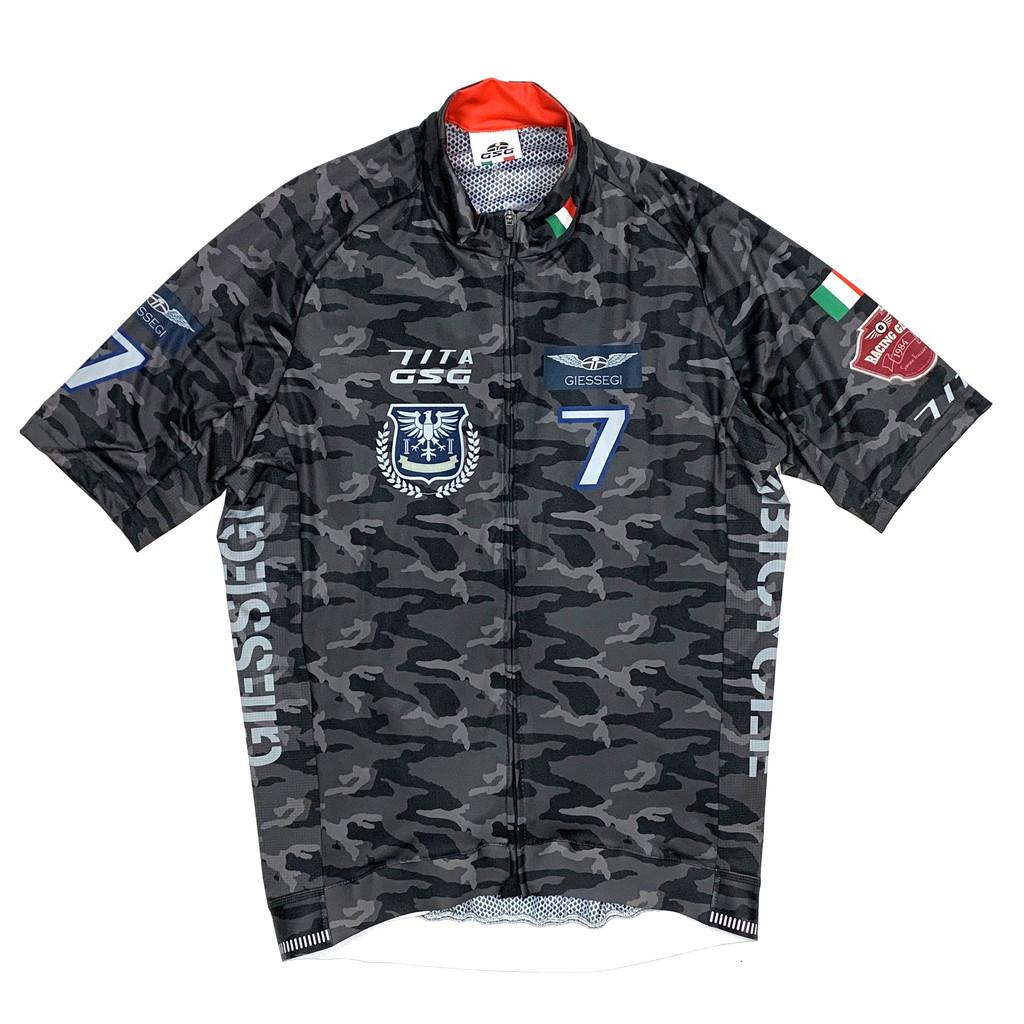 7ITA(セブンアイティエー) Army III(アーミーIII) ジャージ ブラック S