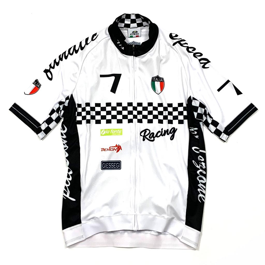 7ITA(セブンアイティエー) Seven Racing II (セブンレーシングII) ジャージ ホワイト XL