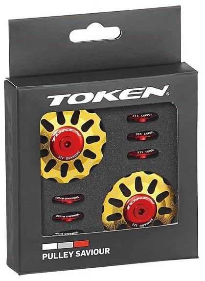 TOKEN(トーケン)TK1733 PULLEY BLING BOX ゴールド ALL 11S