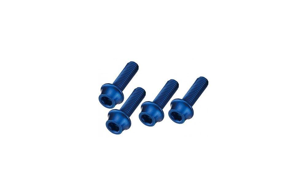 TOKEN(トーケン)TKB516アルミボトルケージボルト ブルー