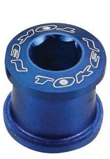 TOKEN(トーケン)ALK083 AL チェーンリングボルト ブルー