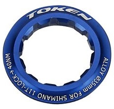 TOKEN(トーケン)TK041C AL LOCKRING ブルー 11T カンパ