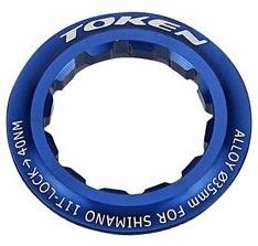 TOKEN(トーケン)TK042C AL LOCKRING ブルー 12T カンパ