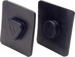 TOPEAK(トピーク)キャリアーパーツ ラバーシム (TPK-R004) 3mm