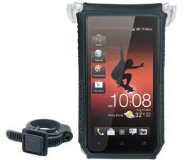 TOPEAK(トピーク)スマートフォン ドライバッグ4 3-4インチ ブラック