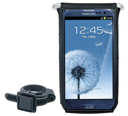 TOPEAK(トピーク)スマートフォン ドライバッグ5 4-5インチ ブラック