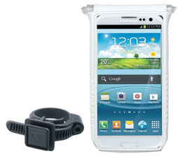 TOPEAK(トピーク)スマートフォン ドライバッグ5 4-5インチ ホワイト