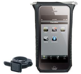TOPEAK(トピーク)スマートフォン ドライバッグ iPhone 5 ブラック