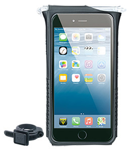 TOPEAK(トピーク)スマートフォン ドライバッグ iPhone 6+用 ブラック