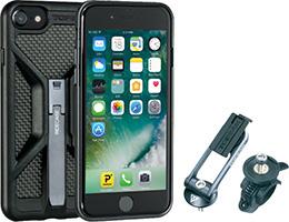 TOPEAK(トピーク)ライドケースセット iPhone 6 / 6S / 7用 ブラック