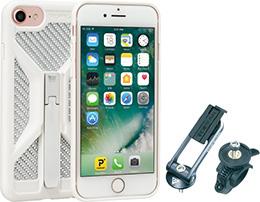 TOPEAK(トピーク)ライドケースセット iPhone 6 / 6S / 7用 ホワイト