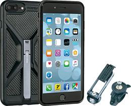 TOPEAK(トピーク)ライドケースセット iPhone 6+ / 6S+ / 7+用 ブラック
