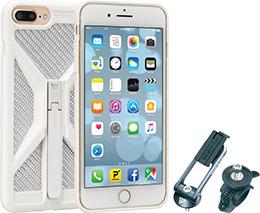 TOPEAK(トピーク)ライドケースセット iPhone 6+ / 6S+ / 7+用 ホワイト