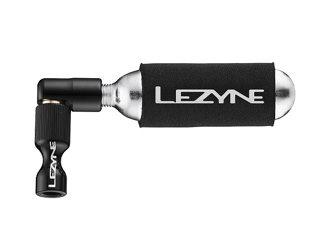 LEZYNE ( レザイン ) TRIGGER DRIVE CO2 16G ブラック