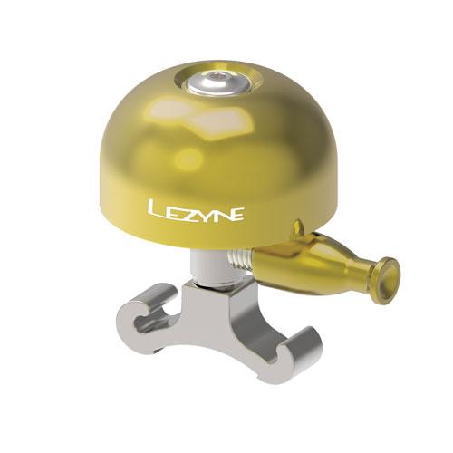 LEZYNE(レザイン)CLASSIC BRASS BELL ブラス/シルバー M