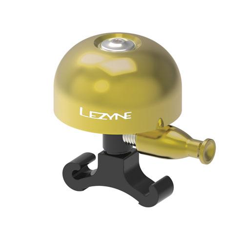 LEZYNE(レザイン)CLASSIC BRASS BELL ブラス/ブラック M