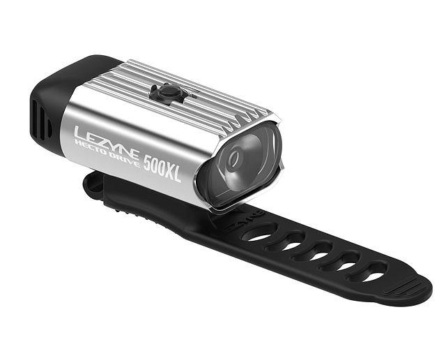 LEZYNE(レザイン) HECTO DRIVE 500XL ポリッシュ シルバー