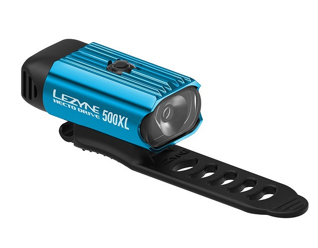 LEZYNE(レザイン) HECTO DRIVE 500XL ブルー