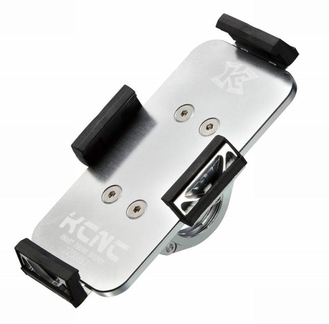 KCNC(ケーシーエヌシー)シルバー H850MM X W50MM スマートフォンホルダー