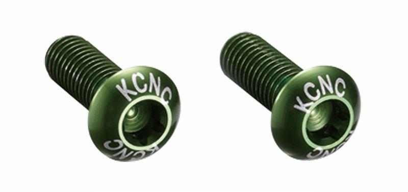 KCNC トルクススクリュー (2PCS)