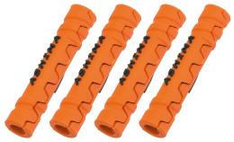ASHIMA(アシマ)フレームプロテクター アウター用 オレンジ 4.5 / 5.0mm