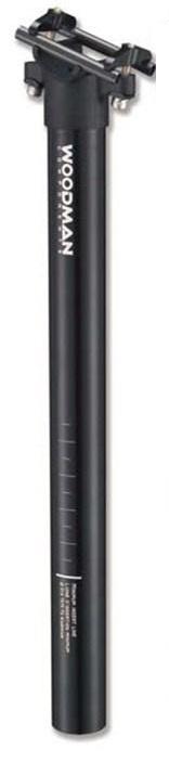 WOODMAN(ウッドマン)POST SL PLUS ブラック 28.6X600