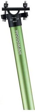 WOODMAN(ウッドマン)POST SL PLUS 600 グリーン 34.9