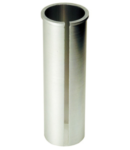 TIOGA(タイオガ)シートポストシム 001シルバー 27.2 X 29.4mm