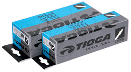 TIOGA(タイオガ)インナーチューブ EV 22 X 1.3/8-1.1/2(1.2mm)