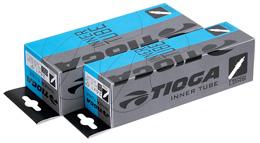 TIOGA(タイオガ)インナーチューブ FV 700 X 18-25C 36mm