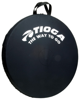 TIOGA(タイオガ)ホイールバッグ 軽量 1本用レッド