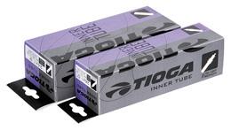 TIOGA(タイオガ) インナーチューブ UL FV 650 X 18-25C 36mm