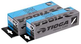 TIOGA(タイオガ) インナーチューブ FV 20 X 1.3/8 36mm