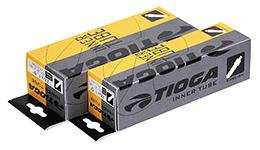 TIOGA(タイオガ) インナーチューブ EV 27 X 1-3/8 (1.2mm) 27mm