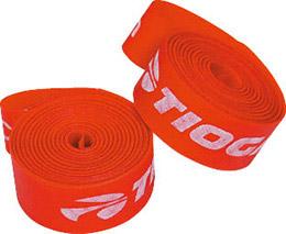 TIOGA ( タイオガ ) ナイロンリムテープ 2本イエロー 20 X 27mm ( 451 )