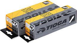 TIOGA(タイオガ)インナーチューブ EV 20 X 1.75-2.125(1.2mm)