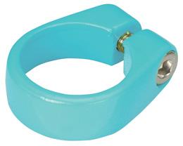 GIZA(ギザ)シートクランプ ライトブルー 28.6mm