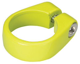 GIZA(ギザ)シートクランプ レモングリーン 28.6mm