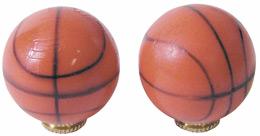 バルブキャップ バスケットボール