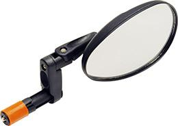 GIZA(ギザ)ミラーDX2290ワイドタイプ ブラック