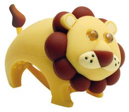 GIZA(ギザ)ズーニマル ライト レッドLED ライオン