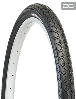 GIZA(ギザ)タイヤ C1605 コーポラル ブラック 26 X 1.90