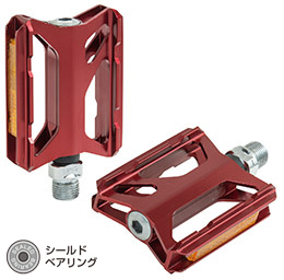 GIZA ( ギザ ) REX-01 ペダル レッド